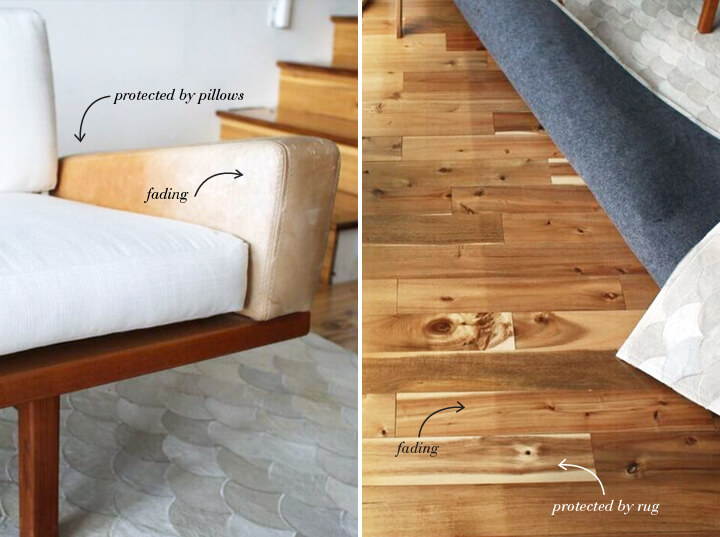 Home Window Tint can help prevent the fading of furniture, flooring and furnishings.