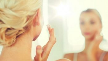 Skin care to help prevent skin cancer